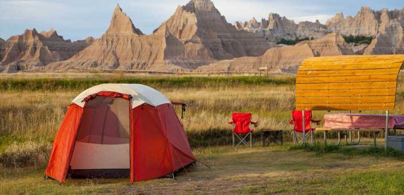 The Ultimate Guide to Badlands National Park Camping