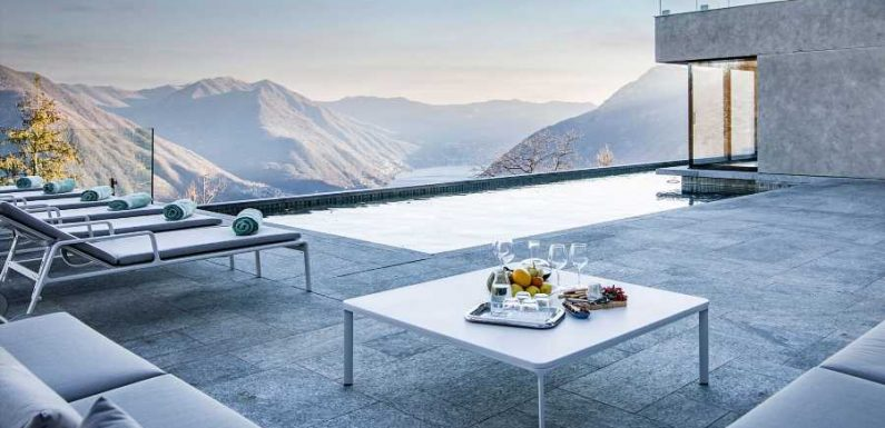 This Modern Villa in Italy Comes With a Private Chef, Infinity Pool, and Stunning Views of Lake Cuomo
