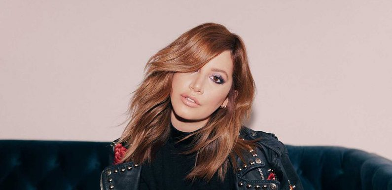 Ashley Tisdale on Girls Trips and Why You Should Travel in Your 20s