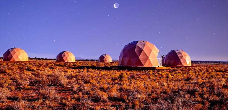 These Luxury Domes Are Perfect for Stargazing, Outdoor Adventures, and Romantic Getaways — and They're Near 2 Popular National Parks