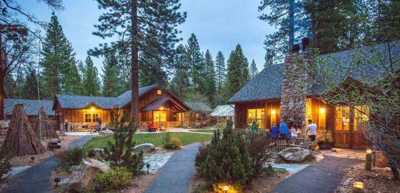 Party Like It's 1921 at This Historic Yosemite Lodge Celebrating Its 100th Anniversary