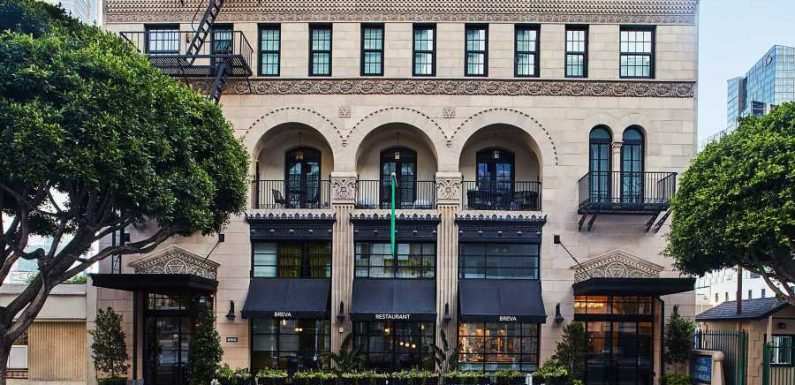 This LA Hotel Was a Safe-haven for Female Solo Travelers in the 1920s — and It Still Carries on That Legacy Today