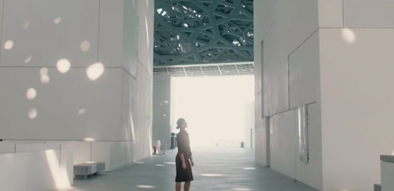 Etihad Airways May Have Just Made One of the World's Most Beautiful Safety Videos