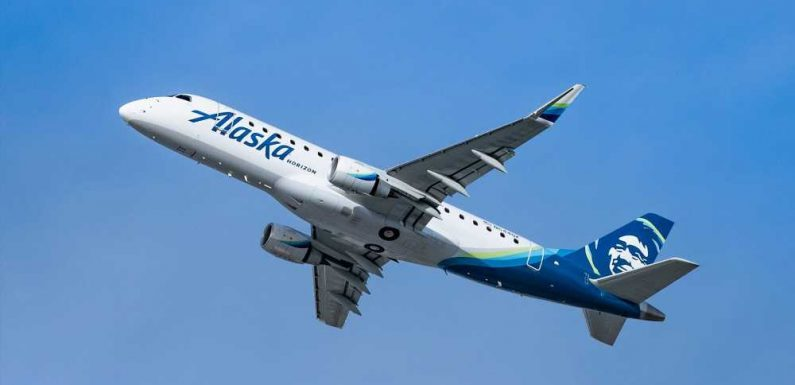 Alaska Airlines' Latest Sale Has Flights for 21% Off Until Sunday