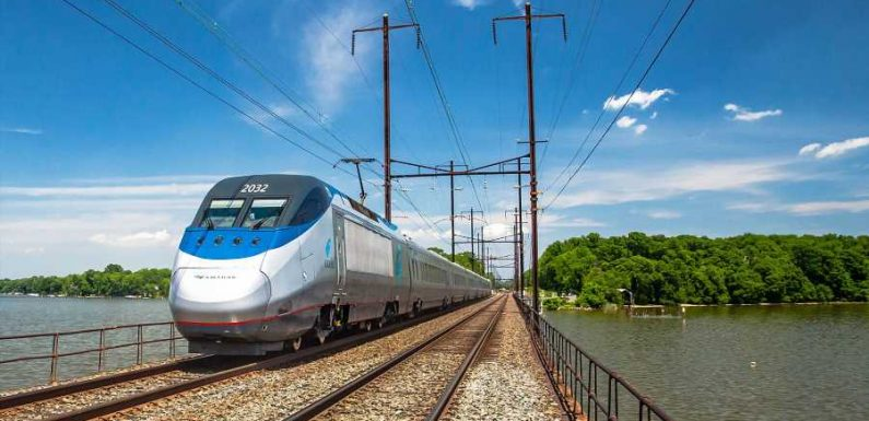 Amtrak's New Northeast Sale Has Fares As Low As $19