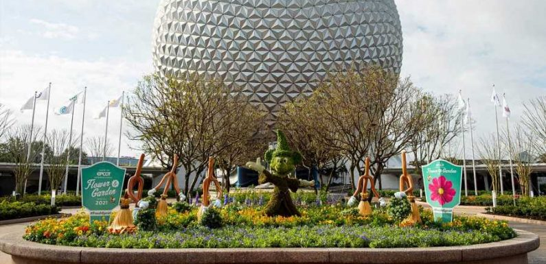Taste of Epcot International Flower & Garden Festival Runs Now Through July — Here's What to Know