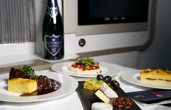 UK Residents Can Now Make a First-class British Airways Meal at Home With This New Cooking Kit