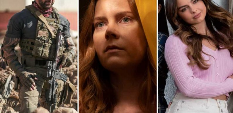 All of the new movies coming to Netflix this summer, from Zack Snyder's 'Army of the Dead' to Addison Rae's 'He's All That' remake