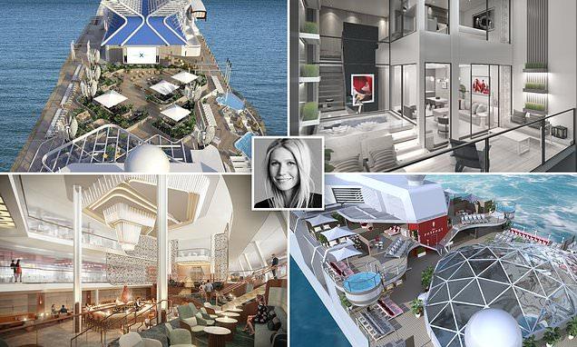 Celebrity Cruises unveils its latest ship Celebrity Beyond