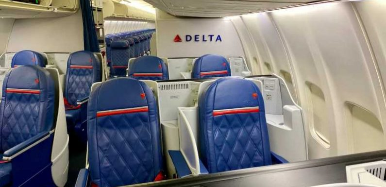 Delta pulls lie-flats from Boston to LAX, leaving JetBlue as sole holdout