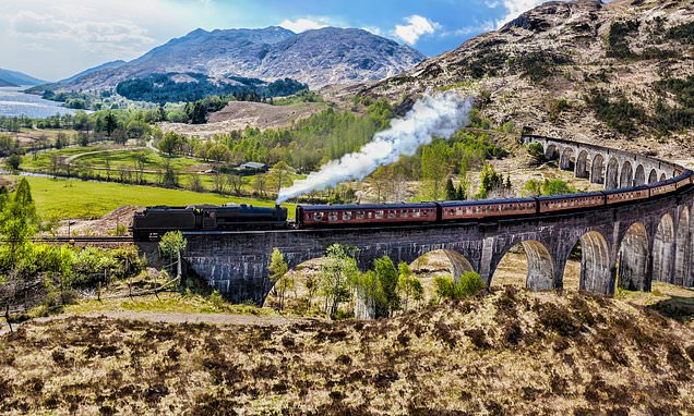 Exclusive for MoS readers: Explore the Scottish Highlands by rail