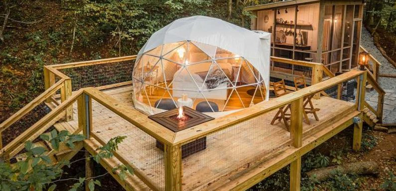 From Remote Destinations to Yurts, Here's Where Airbnb Users Are Looking to Travel for Memorial Day