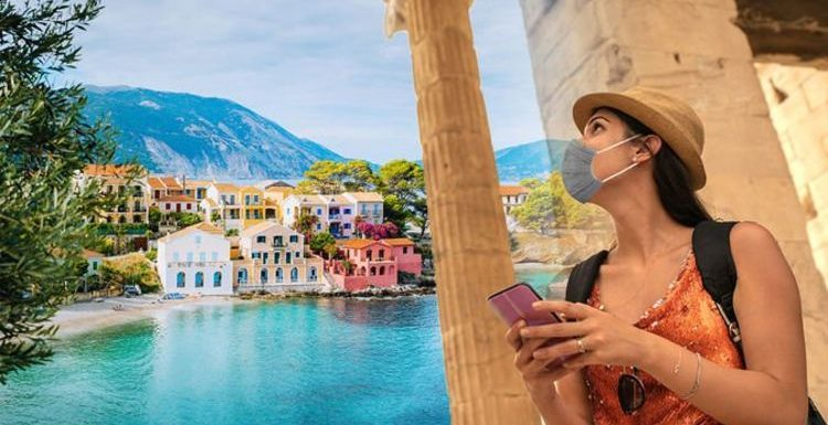 Greece holidays: Foreign Office update following 'full review' of Covid restrictions