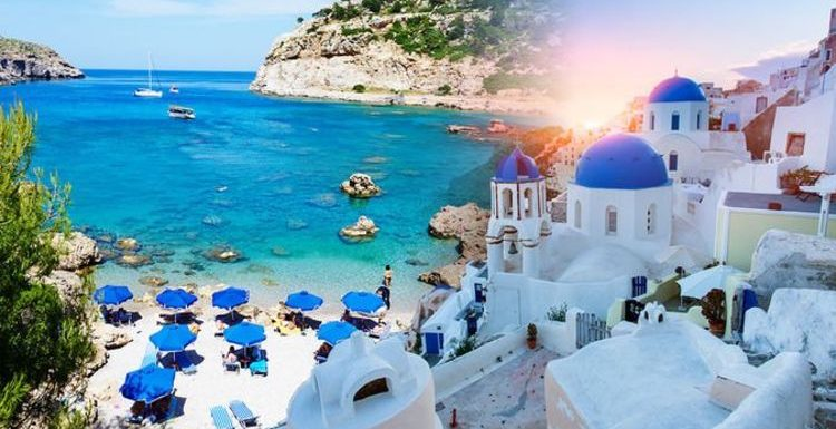 Greece holidays: Latest Foreign Office update as nation welcomes back Britons