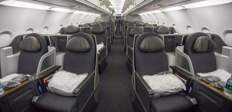 Here's how to use airline miles for a first class upgrade
