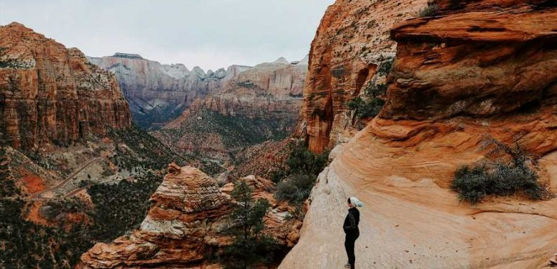 Here's How You Can Win a $10,000 National Park Adventure