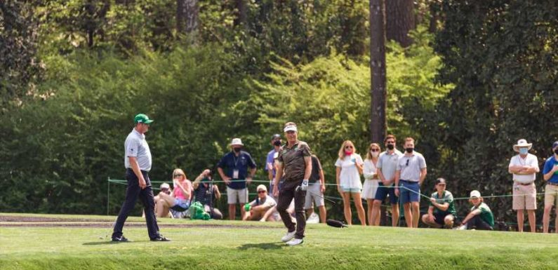 I Went to the Masters During COVID — Here's How to Take a Safe Golf Trip in 2021