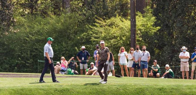 I Went to the Masters During COVID —Here's How to Take a Safe Golf Trip in 2021