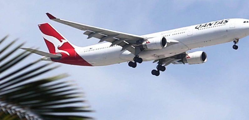 Inside Qantas mystery flight