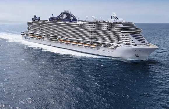 MSC Cruises Will Sail to Italy, the UK, and Beyond This Summer