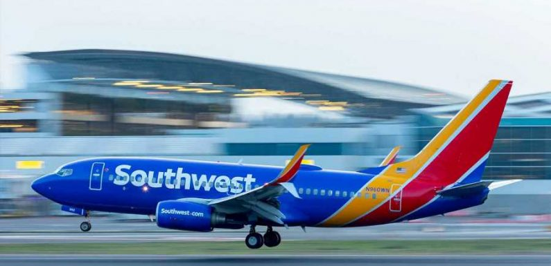 Southwest Puts Spring and Fall Flights on Sale for As Low As $50 Each Way