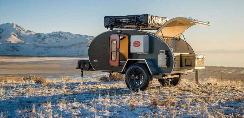 Spend 1% of the Year in a Tent and You Could Win a $30,000 Custom Camping Trailer