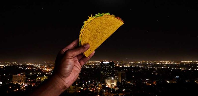Taco Bell Is Celebrating the 'Taco Moon' by Giving Away Free Food All Over the World