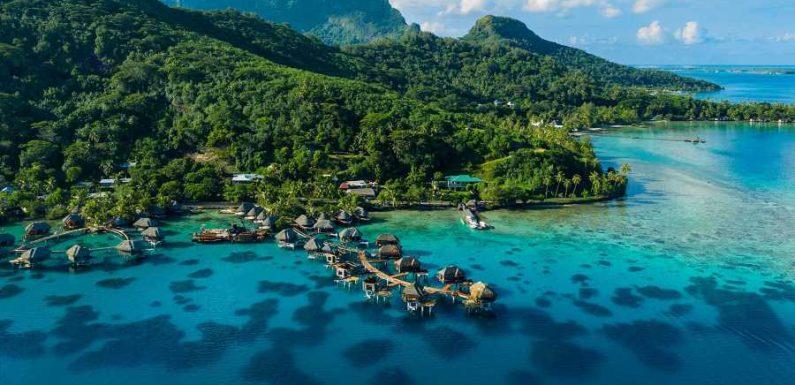 Tahiti and Bora Bora Will Welcome Tourists Again Starting May 1