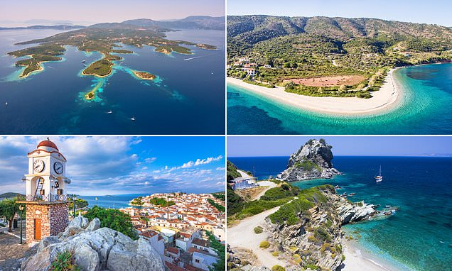 The Greeks have launched a mission to jab EVERY adult on 60 islands…