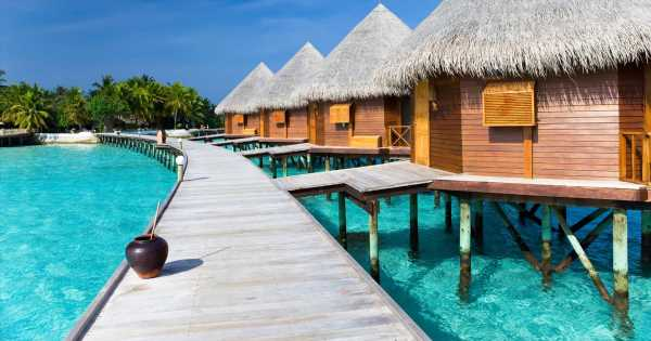 The Maldives will offer Covid vaccines to tourists when they visit the islands