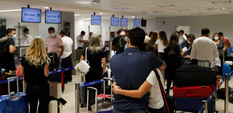 Unable to find vaccine at home, affluent Latin Americans head to the US to get COVID-19 shots