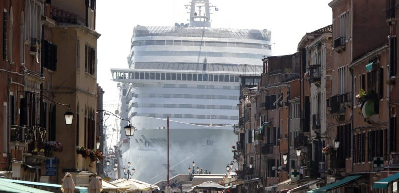 Venice Has Banned Cruise Ships But That Won't Stop Them