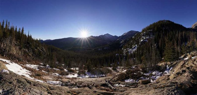 Virtually Explore U.S. National Parks With New 360-degree Backgrounds on Messenger From Facebook