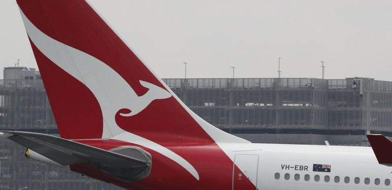 What it was really like to be on the first Qantas flight to New Zealand