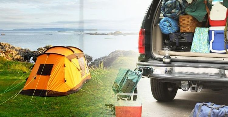 Camping and caravan holidays: What to pack for your campsite getaway – expert tips