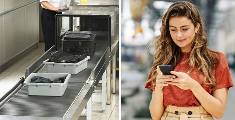 Hand luggage warning: What you should never do with electronic items in cabin bags