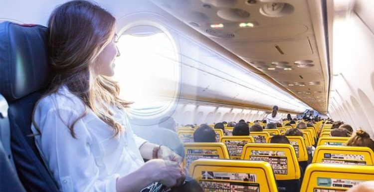 Ryanair flights: Airline shares tricks to getting the best seats on the plane – what to do