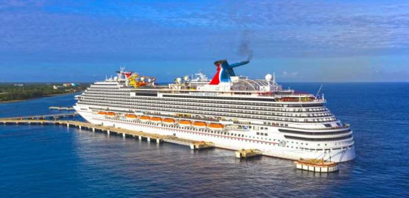 Carnival Cruise Line threatens to remove its ships from US home ports to sail elsewhere