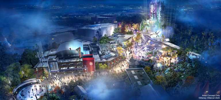 Disney confirms new Avengers Campus will open later this year