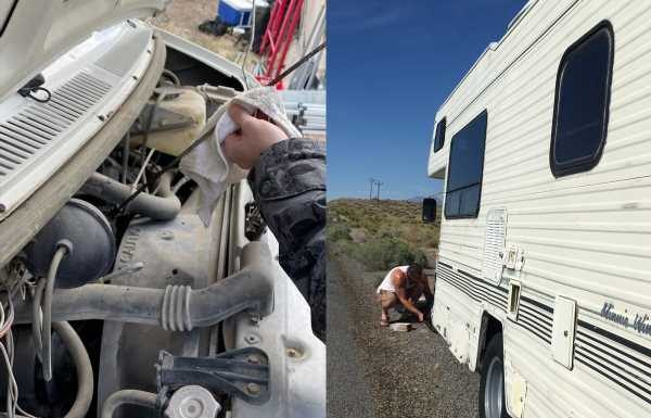 My secondhand RV has already cost me $4,600 in repairs. Here are the 12 mistakes I wish I'd avoided.