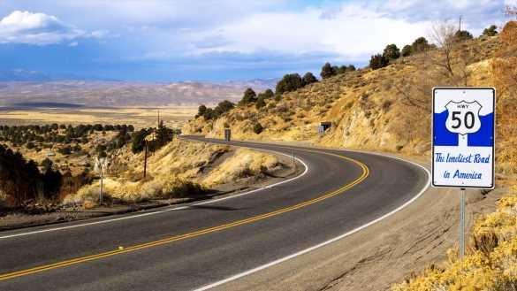 The Dark Rangers of the Loneliest Road in America