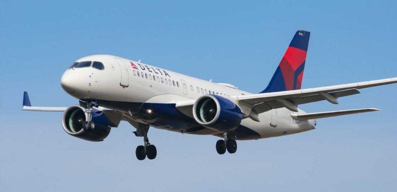 Delta canceled 100 flights over the weekend as the airline struggles to keep up with increased travel