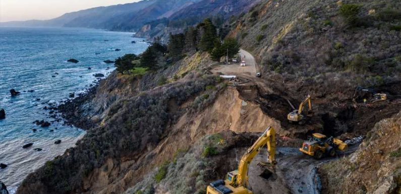 California's Highway 1 Is Set to Reopen Just in Time for Summer Road Trips
