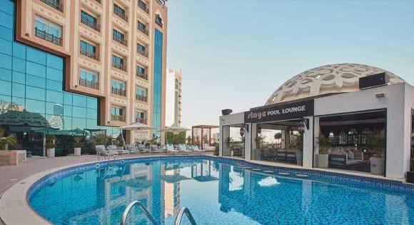 Review: Service shines through at Occidental Al Jaddaf