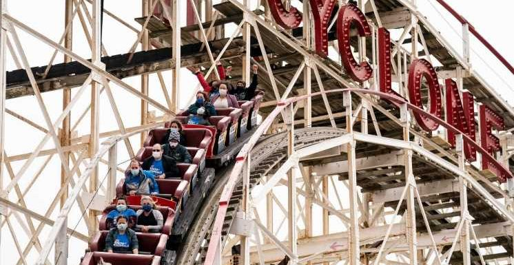 Coney Island attractions reopen after losing 529 days to the coronavirus pandemic