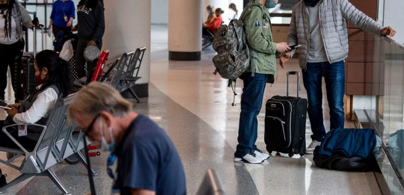 Worried about airport layovers during COVID-19? Here's what you can do to stay safe