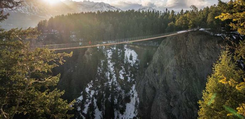 An Incredible New Suspension Bridge Is Opening in Canada This May