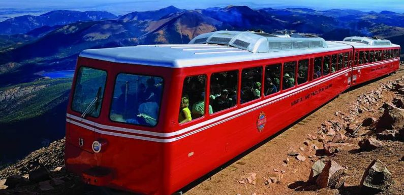 America's Highest Railway Just Got a $100 Million Makeover —and It's Finally Reopening to the Public