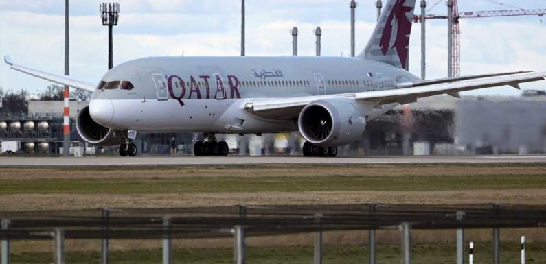 Qatar Airways Operates First-ever Fully-vaccinated Flight