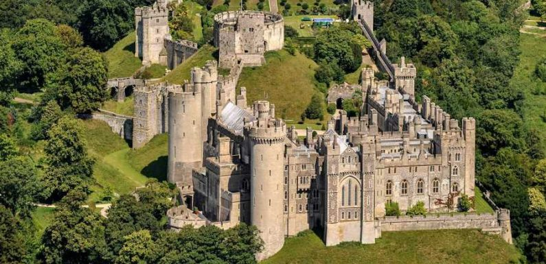 $1.4 Million Worth of Artifacts Have Been Stolen From an English Castle